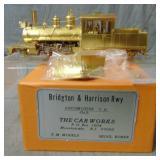 FM Models Bridgton & Harrison Rwy On2 Logger