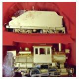 Westside O Scale Brass SP 0-4-2T Camelback