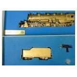 Custom Brass O Scale NYC NE-2 Articulated
