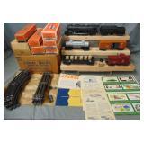 Boxed Lionel Korean War Berk Set 2183WS