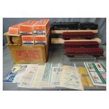 Boxed 1950 Lionel 773 Set 2148WS