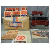 Partial Boxed Lionel Semi-Scale Set 787W
