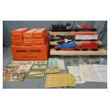 Clean Boxed Lionel 616 Space Set 13018