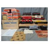 Nice Boxed Lionel Montgomery Wards Set X651
