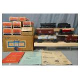 Early Boxed Lionel 675 Set 2123WS