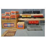 Boxed Lionel 1666 Set 1089W