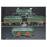 Lionel 154 Passenger Set