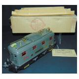 Super Boxed Lionel 251 Boxcab Electric