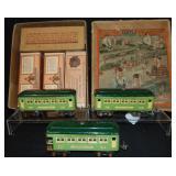 Partial Boxed Lionel Set 296E