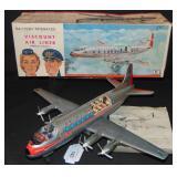 Boxed American Airlines Viscount Air Liner Japan