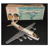 Boxed Scandinavian Airlines Viscount Air Liner
