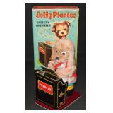 Boxed Battery Op Jolly Pianist, Japan