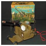 Boxed Battery Op Mobile Artillery Unit, Japan