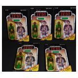 (5) 1983 Star Wars ROTJ Lando Calrissian 65 Back