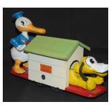 Lionel 1107 Donald Duck & Pluto Hand Car