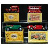 Vintage Matchbox Models of Yesteryear.
