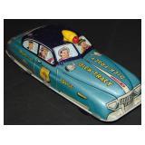 Marx Dick Tracy Police Squad Car