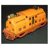 Clean Lionel 252(E) Locomotive