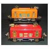 3 Lionel 248 Boxcab Electrics