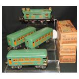 Clean Lionel 253 Passenger Set, 3 Boxes