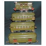 Clean Lionel 33 Passenger Set