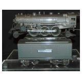 Clean Lionel 224E Steam Locomotive