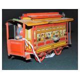 Rossignol Tin Trolley