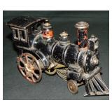 Early Ives Cast Iron Floor Train