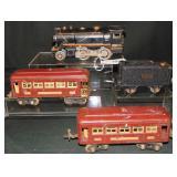 Unusual Uncataloged Lionel Train Set