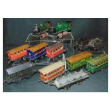 Large Group Of Bing Trains