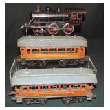 3Pc Bing Train Lot