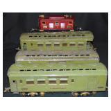 Ives Standard Gauge Train Lot