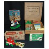 3 Boxed Vintage Toys