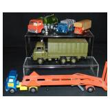 5 Dinky / Budgie Toy Diecast Vehicles