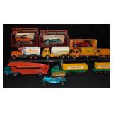 10 Assorted Diecast Vehicles