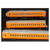 Lionel 784 Hiawatha Streamline Passenger Cars