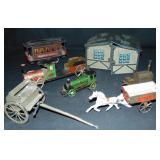 6Pc European Toy Lot