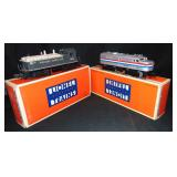 Lionel 18501 & 18937 Diesels