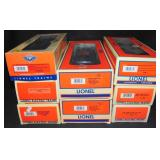 8 Lionel Freight Cars & Tenders