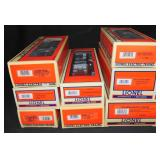 8 Lionel Modern Freight Cars