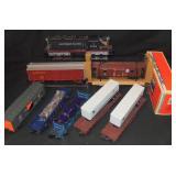 Modern Lionel Diesel Freight Set