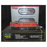 Weaver & Williams Diesel Locomotives