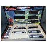 Lionel 11707 Amtrak Silver Spike Set