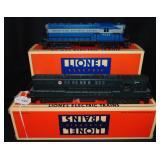 2 Lionel Diesel Locomotives
