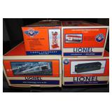 4 Large Lionel Accessories