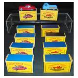 4 Each Boxed Matchbox 60 & 65