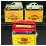 Boxed Early Matchbox 56, 59 & 57