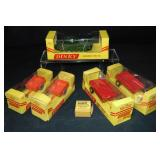 6 Boxed Dinky Vehicles