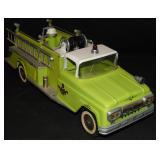 Tonka #5 Fire Pumper Truck, Restored
