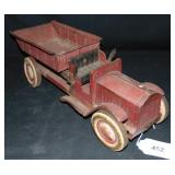 Early Structo Dump Truck